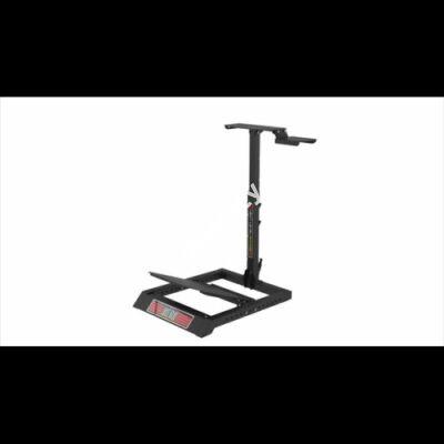 Next Level Racing Szimulátor állvány - Racing Wheel Stand Lite (összecsukható; tartó konzolok: kormány, váltó, pedál)