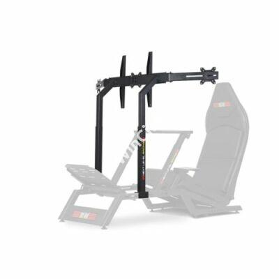 """Next Level Racing Szimulátor kijelző állvány - F-GT Monitor Stand (F-GT cockpithez, 1x65"""" vavgy 3x27"""" monitor számára)"""